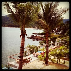 Photo taken at Cape Sienna Phuket Hotel & Villas by Smilla S. on 3/24/2011