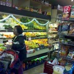 Photo taken at Garden Fresh Produce & Deli by Ryan S. on 3/30/2012
