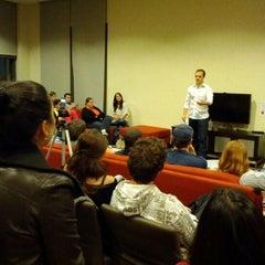 Photo taken at GSB MBA Lounge by Greg B. on 5/15/2012