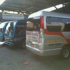 Photo taken at Baraya Travel by Kacung A. on 8/17/2012