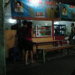 Photo taken at Warung Tenda Krakatau Junction by dehud a. on 8/26/2012
