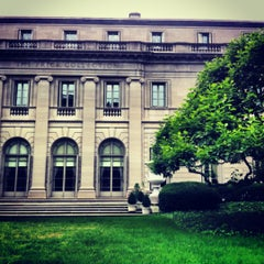 Photo taken at The Frick Collection by mi1ky L. on 8/19/2012