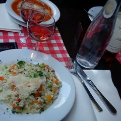 Photo taken at Little Italy Trattoria by archiguy a. on 4/14/2012