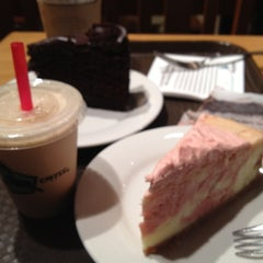 Photo taken at Caribou Coffee by eng7amano e. on 8/15/2012
