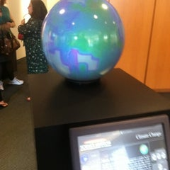 Photo taken at Marian Koshland Science Museum by James B. on 5/16/2012