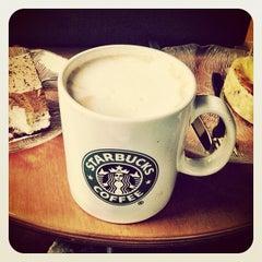 Photo taken at Starbucks by Reza N. on 7/4/2012