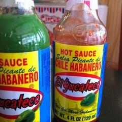 Photo taken at Tacos Lupita by Jason L. on 7/15/2012