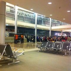 Photo taken at Gate C7 by Jae-Yong P. on 3/20/2012