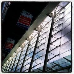 "Photo taken at Aeroporto di Catania Fontanarossa ""Vincenzo Bellini"" (CTA) by Sebastian V. on 4/17/2012"