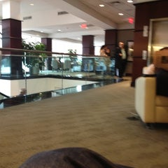 Photo taken at United Club - Terminal E by Jan S. on 7/8/2012