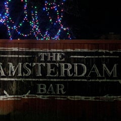 Photo taken at The Amsterdam Bar by Pablo H. on 6/19/2012