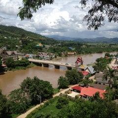 Photo taken at วัดท่าตอน by !mm on 8/3/2012