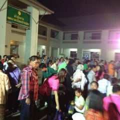 Photo taken at เทศบาลเมืองปากช่อง by Chanwith C. on 4/17/2012