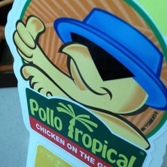 Photo taken at Pollo Tropical by Redvers E. on 7/14/2012