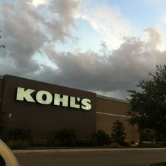 Photo taken at Kohl's by Sheri P. on 5/3/2012