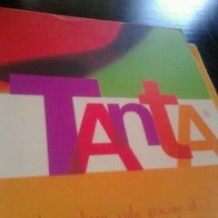 Photo taken at Tanta by jhon A. on 6/8/2012