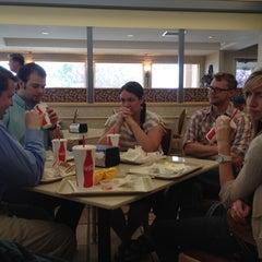 Photo taken at Crown Burger by Travis M. on 7/20/2012