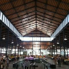 Photo taken at Mercado Central de Almería by Xisco S. on 7/6/2012