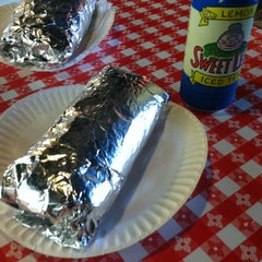 Photo taken at Neato Burrito by Kathleen S. on 2/28/2012
