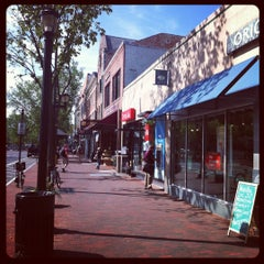 Photo taken at Broadway Shopping District by Mitsuru T. on 7/5/2012