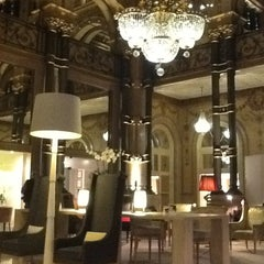 Photo taken at Hotel Concorde Opéra Paris by Alexandra M. on 3/3/2012