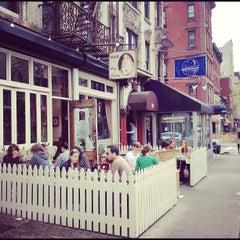 Photo taken at Frank Restaurant by Bastian B. on 4/21/2012