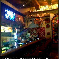 Photo taken at The Original Lindo Michoacan by Cathy V. on 10/8/2012