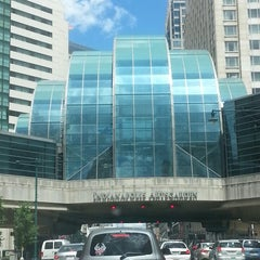 Photo taken at Circle Centre by Douglas F. on 7/27/2013