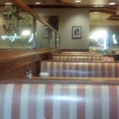Photo taken at Perkins by Miguel G. on 6/9/2013