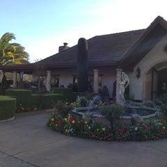 Photo taken at Villagio Inn & Spa by Rachel S. on 3/29/2013