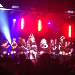 Photo taken at Virgin Mobile Mod Club by William J. on 12/15/2012