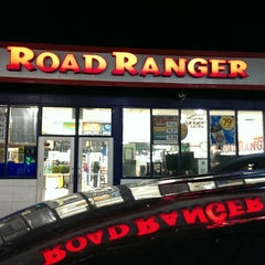 Photo taken at Road Ranger by Rick E F. on 3/29/2014