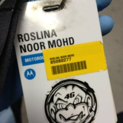 Photo taken at Motorola Solutions Malaysia Sdn Bhd by rosé on 11/23/2012