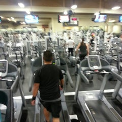 Photo taken at 24 Hour Fitness by T C. on 5/4/2013