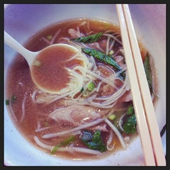 Photo taken at Pho Restaurant by Huong F. on 7/30/2013