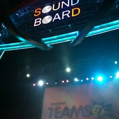 Photo taken at Sound Board by Huong F. on 10/5/2012