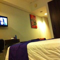 Photo taken at Aston Ketapang City Hotel by wirawan W. on 9/5/2014