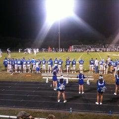 Photo taken at Rockbridge County High School by Ellie B. on 9/14/2013