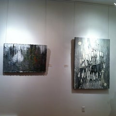 Photo taken at Galerie Michel-Ange by Caroline M. on 5/14/2014