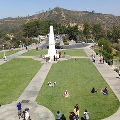 Photo taken at Griffith Observatory by Tom on 3/23/2013