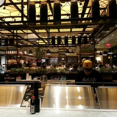 Photo taken at Todd English Food Hall by Charles 1. on 4/25/2013