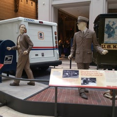Photo taken at National Postal Museum by Alexander E. on 4/1/2013