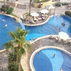 Photo taken at Pueblo Bonito Sunset Beach Resort & Spa by Phanyy F. on 3/31/2013