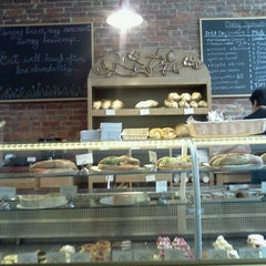 Photo taken at La Gourmandine Bakery by Alessandro O. on 5/19/2013