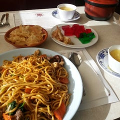 Photo taken at Golden Palace Mongolian BBQ by Crystal C. on 5/16/2014