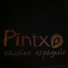 Photo taken at Pintxo by Pierre B. on 7/12/2013