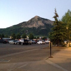 Photo taken at Crested Butte Center for the Arts by Larry J M. on 7/2/2014