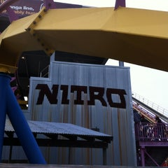 Photo taken at Nitro by Brian A. on 3/24/2013