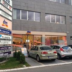 Photo taken at Grčko kiparski centar by Vladimir A. on 5/25/2013