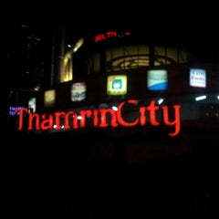 Photo taken at Thamrin City by Ema S. on 1/27/2013